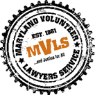 Maryland Volunteer. Lawyers. Service.